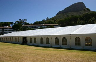 Aluminium frame tents & Tents South Africa | Events Tent Rental | Cozi Hiring